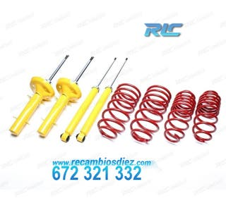 SUSPENSIÓN VW FOX 2005-