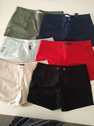Shorts mujer 38