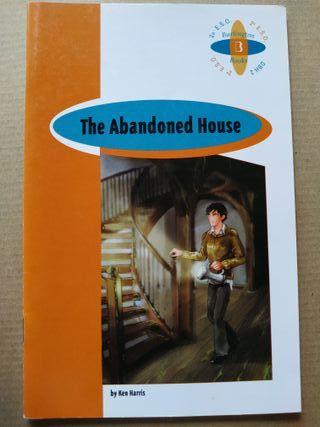 "LIBRO INGLES ESO ""THE ABANDONED HOUSE"""