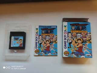 One Piece Gameboy color