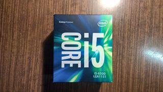 I5 6500 Procesador intel lga 1151