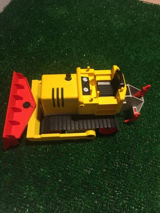 Bulldozer playmobil