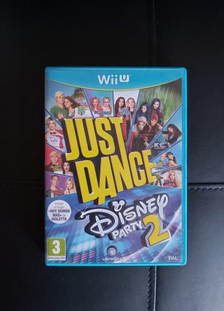 JUST DANCE DISNEY PARTY 2 Para WII U