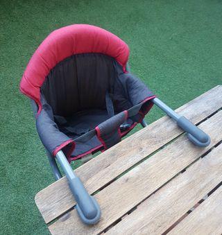 Silla portátil de bebé