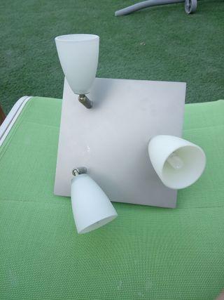 lampara de techo o pared
