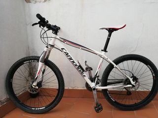 bici cannondale trail sl