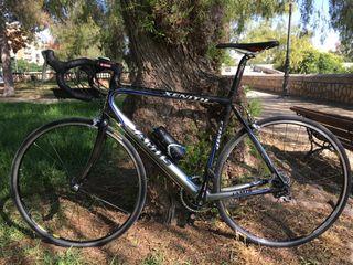Bici carretera de carbono Jamis Xenith Comp