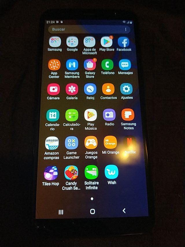 vendo Samsung Galaxy J4