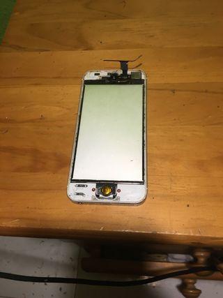 Iphone 5 blanco para vender o piezas