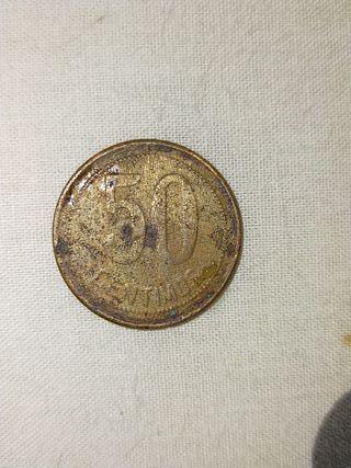 moneda de la republica española