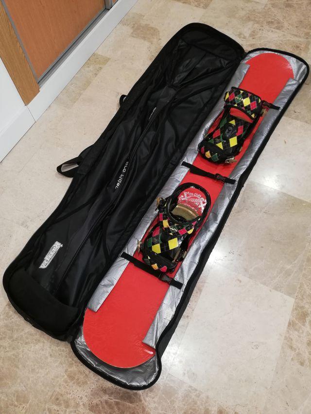 Tabla snowboard Santa Cruz XX aniversario
