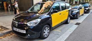 Dacia Lodgy 1.5 dci 110 vb 2016