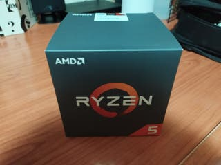 procesador Rycen 5 2600x