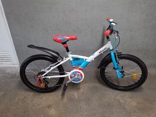 Bici niño btwin montaña nueva