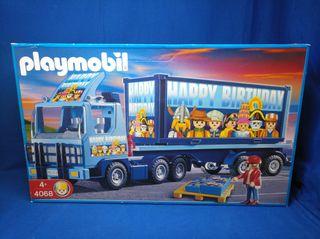 Playmobil Camión Happy Birthday REF 4068