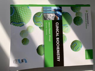Clinical Biochemistry Book