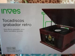 Tocadiscos usb