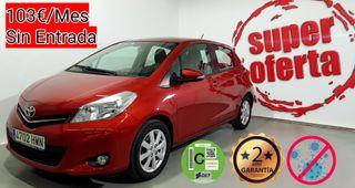 Toyota Yaris 5 puertas GASOLINA