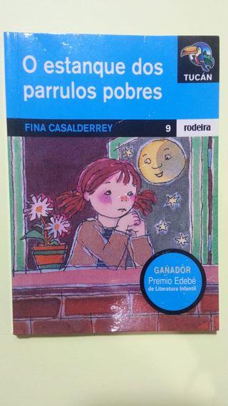 O estanque dos parrulos pobres - Fina Casalderrey