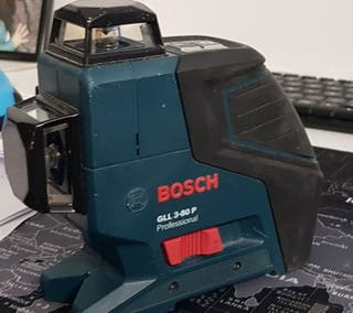 Láser Bosch