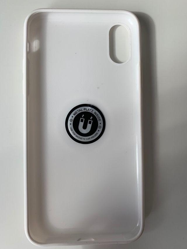 White iPhone XS Case
