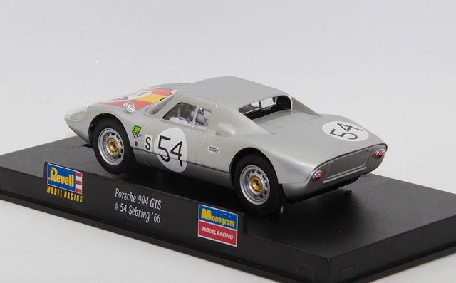 Porsche 904 GTS Sebring 66 (Revell)