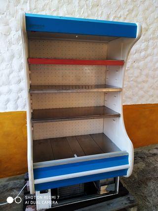 Mural de lácteos refrigerado