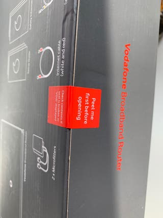 Vodafone Router (unopened)