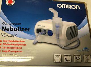 Nebulizador inhalador OMRON NUEVO