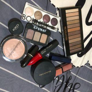 Set maquillaje