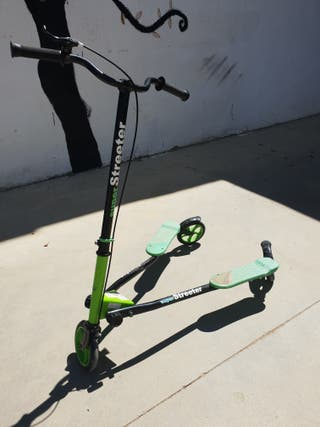 patinete patín 3 ruedas super streeter