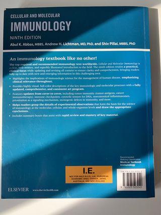 Cellular And Molecular Immunology