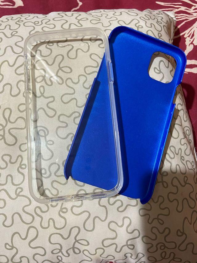 Funda silicona iPhone 11