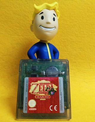 Game Boy Color - Zelda Oracle of Seasons
