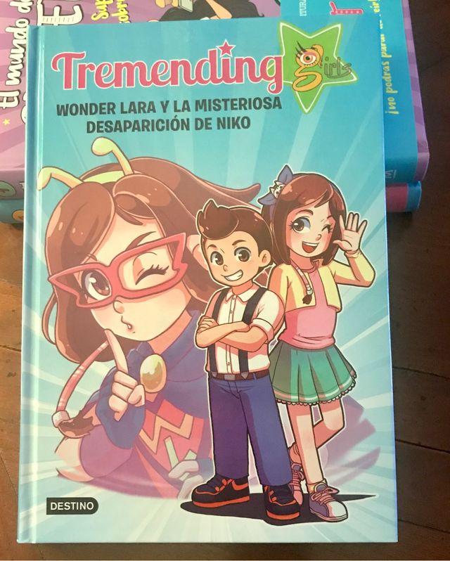recuerdos proposición Cuaderno  Tremending Girls. de segunda mano por 8 € en Las Rozas de Madrid en WALLAPOP
