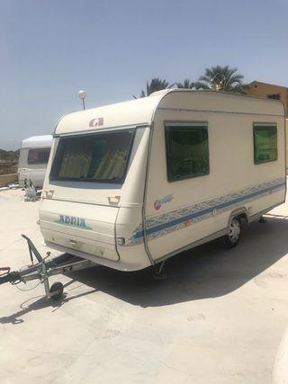Caravana Adria 4plazas