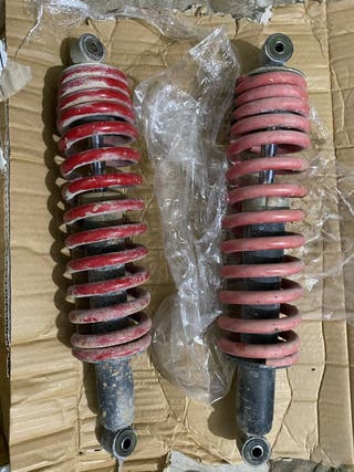 Amortiguadores traseros buggy kingroad 650