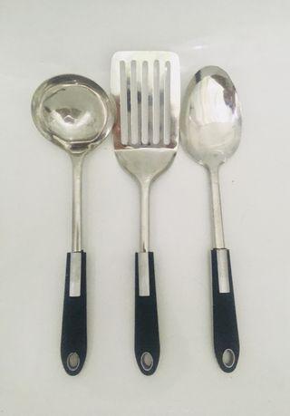 Juego utensilios cocina NUEVO