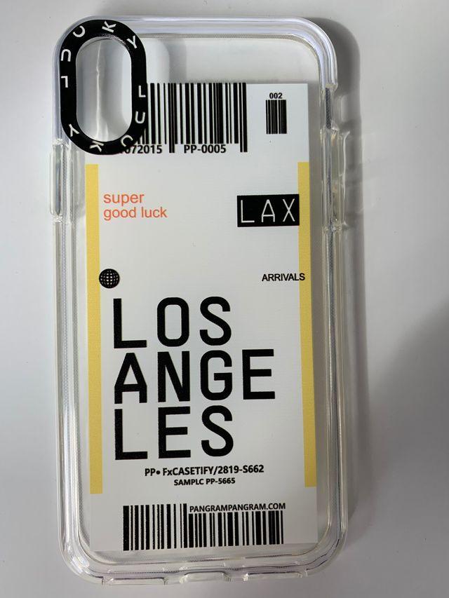LA iPhone XS Case