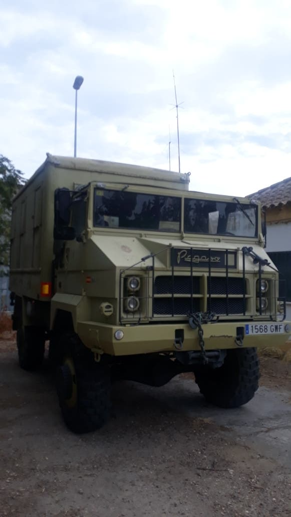 PEGASO MILITAR 3046 4X4