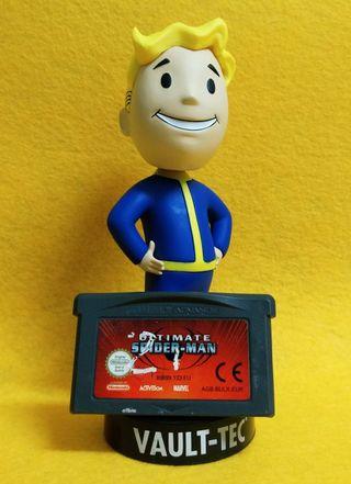 Game Boy Advance - Ultimate Spider-Man