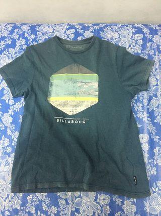 Camiseta billabong talla s grande precio negociabl