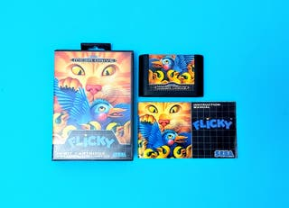 Flicky (leer descripción) / Mega Drive