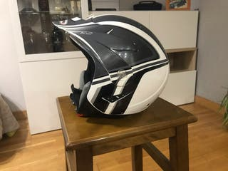 Casco de trial shiro k2 talla xl