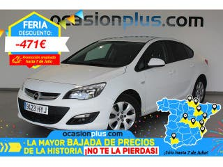 Opel Astra 1.7 CDTI SEDAN Business 81kW (110CV)