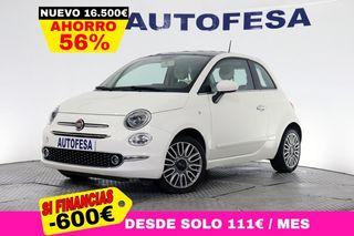 Fiat 500 1.2 8v 69cv Lounge 3p