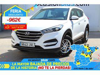 Hyundai Tucson 1.6 GDi BlueDrive Essence 4x2 96 kW (131 CV)