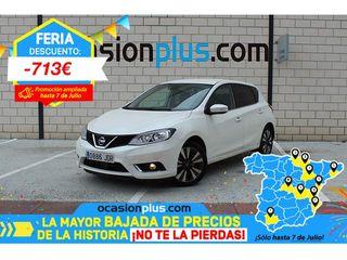 Nissan Pulsar 1.5 dCi Acenta 81 kW (110 CV)