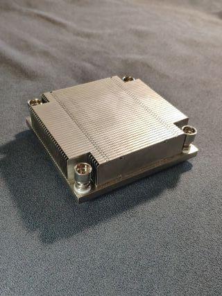 Disipador para procesador socket LGA1366