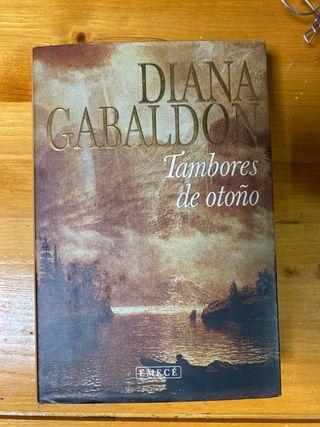 tambores de otoño, Diana Gabaldón